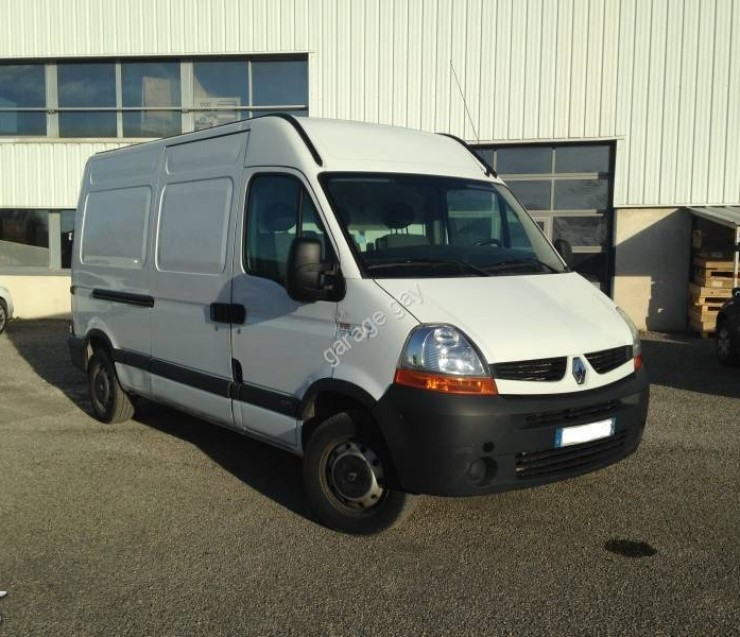 Renault master for Garage pertuis occasion